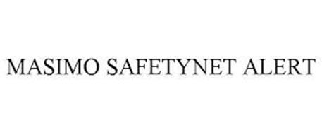MASIMO SAFETYNET ALERT