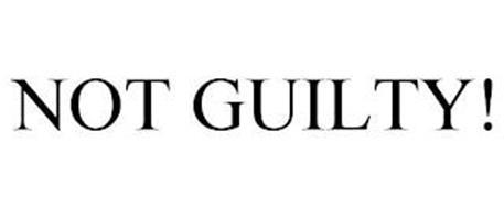 NOT GUILTY!
