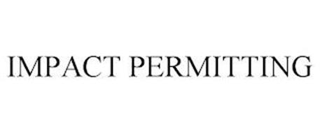 IMPACT PERMITTING