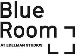 BLUE ROOM AT EDELMAN STUDIOS