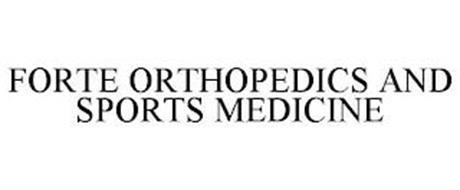 FORTE SPORTS MEDICINE AND ORTHOPEDICS