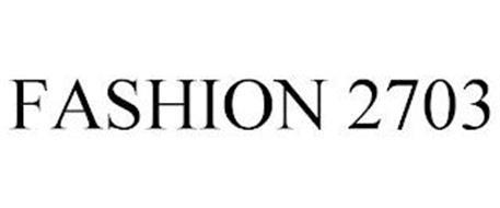 FASHION 2703
