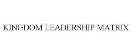 KINGDOM LEADERSHIP MATRIX