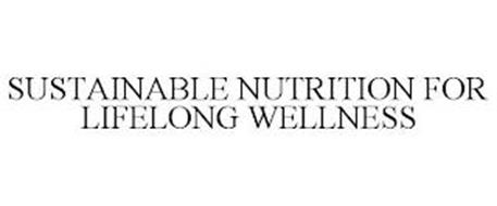 SUSTAINABLE NUTRITION FOR LIFELONG WELLNESS