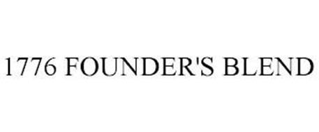 1776 FOUNDER'S BLEND