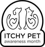 ITCHY PET AWARENESS MONTH