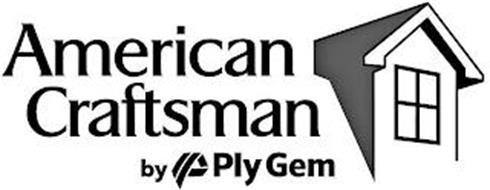 AMERICAN CRAFTSMAN BY P PLY GEM