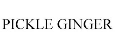 PICKLE GINGER