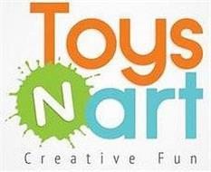 TOYS N ART CREATIVE FUN