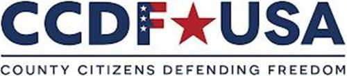 CCDF USA COUNTY CITIZENS DEFENDING FREEDOM