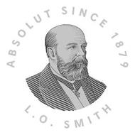 ABSOLUT SINCE 1879 L.O. SMITH