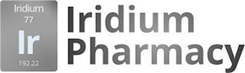 IRIDIUM 77 IR 192.22 IRIDIUM PHARMACY