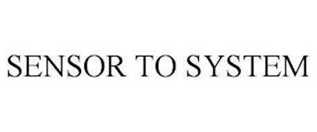 SENSOR TO SYSTEM