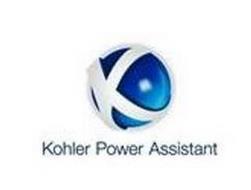 KOHLER POWER ASSISTANT