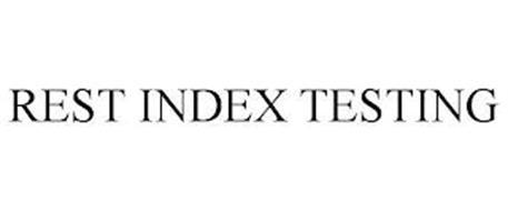 REST INDEX TESTING
