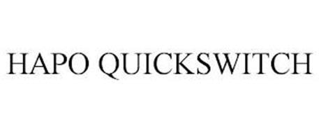 HAPO QUICKSWITCH