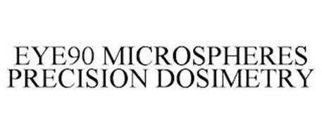 EYE90 MICROSPHERES PRECISION DOSIMETRY