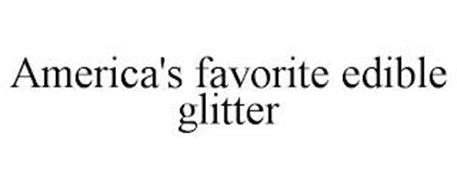 AMERICA'S FAVORITE EDIBLE GLITTER