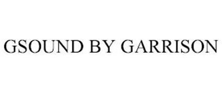 GSOUND BY GARRISON