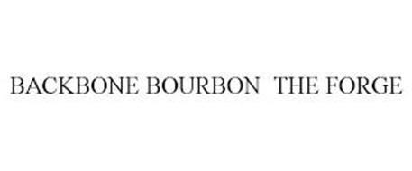 BACKBONE BOURBON THE FORGE