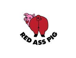 RED ASS PIG