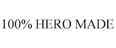 100% HERO MADE