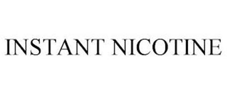 INSTANT NICOTINE