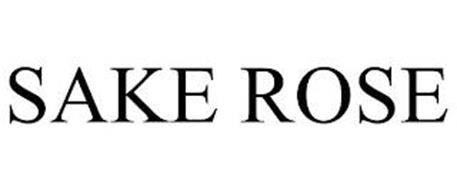 SAKE ROSE