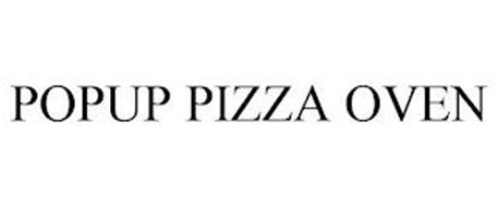 POPUP PIZZA OVEN