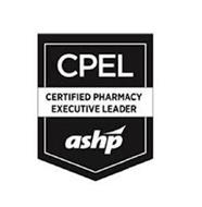 CPEL CERTIFIED PHARMACY EXECUTIVE LEADER ASHP