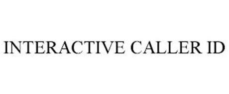 INTERACTIVE CALLER ID