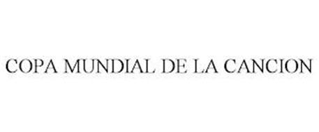 COPA MUNDIAL DE LA CANCION