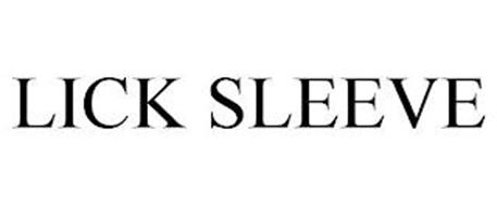 LICK SLEEVE