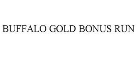 BUFFALO GOLD BONUS RUN