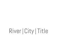 RIVER CITY TITLE