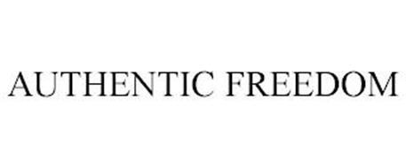 AUTHENTIC FREEDOM