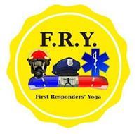 F.R.Y. FIRST RESPONDERS' YOGA