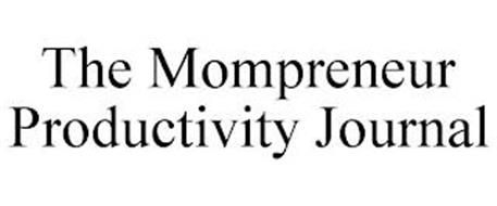 THE MOMPRENEUR PRODUCTIVITY JOURNAL