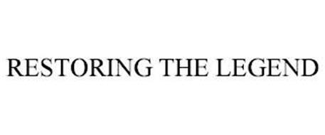 RESTORING THE LEGEND
