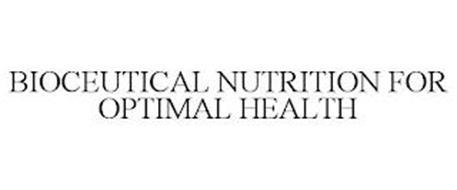 BIOCEUTICAL NUTRITION FOR OPTIMAL HEALTH