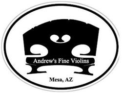 ANDREW'S FINE VIOLINS MESA, AZ