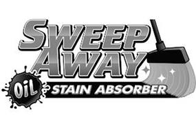 SWEEP AWAY OIL STAIN ABSORBER