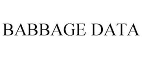 BABBAGE DATA