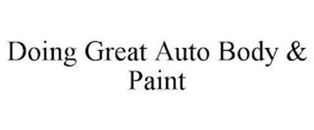 DOING GREAT AUTO BODY & PAINT