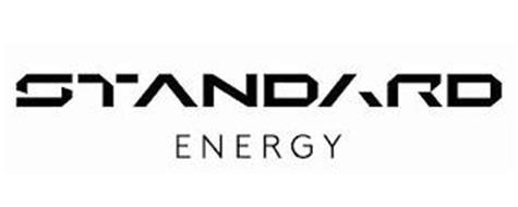 STANDARD ENERGY
