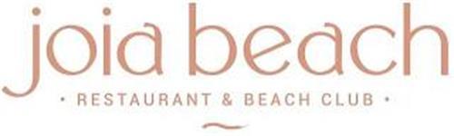 JOIA BEACH RESTAURANT & BEACH CLUB