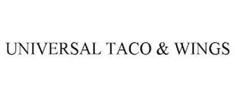 UNIVERSAL TACO & WINGS