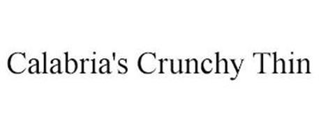 CALABRIA'S CRUNCHY THIN