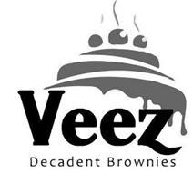 VEEZ DECADENT BROWNIES