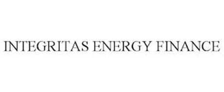 INTEGRITAS ENERGY FINANCE